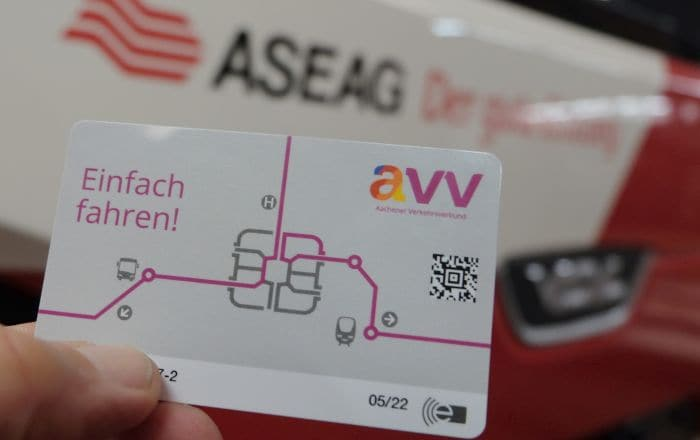 ASEAG E-Ticket