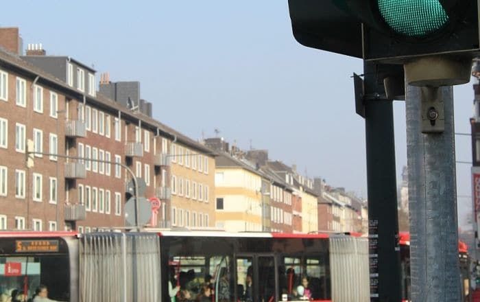 Bus - Ampel